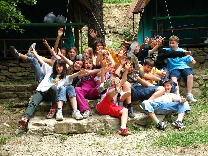 mastio campeggio ragazzi
