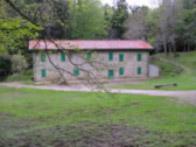 la cascina del percorso Metato Vallombrosa Firenze Toscana