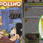 la pubblicità del campeggio del Mastio su Topolino nel 2003