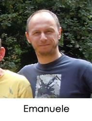 Emanuele - Coordinatore dell'Animazione