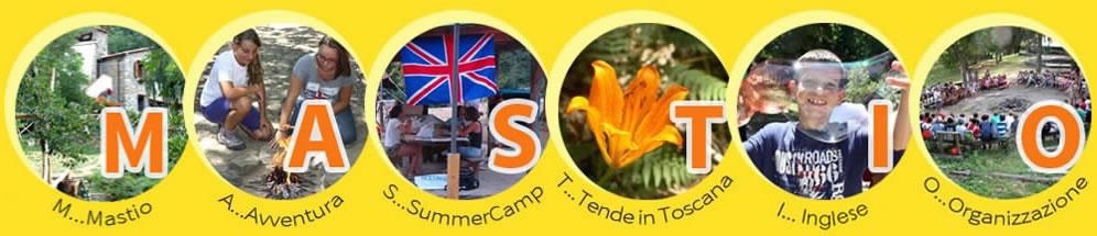 il Mastio campi estivi per bambini e ragazzi con lezioni di inglese
