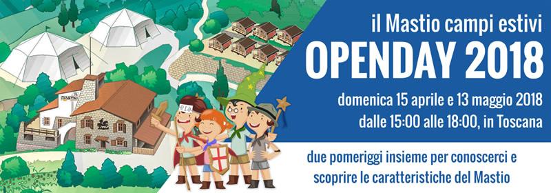Mastio Open Day 2018